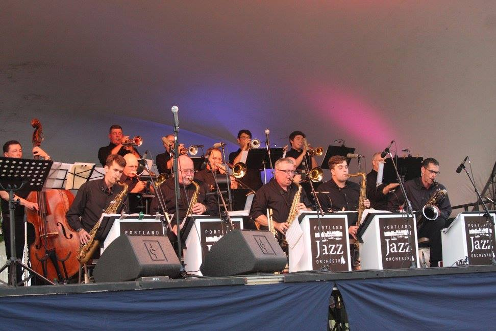 The Portland Jazz Orchestra is Maine's premier Big Band ensemble.